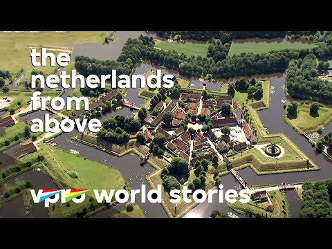 The Dutch and their borders - The Netherlands from above