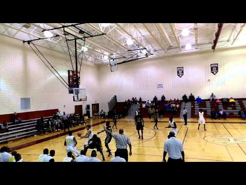 Chicago Orr vs. Detroit Allen Academy