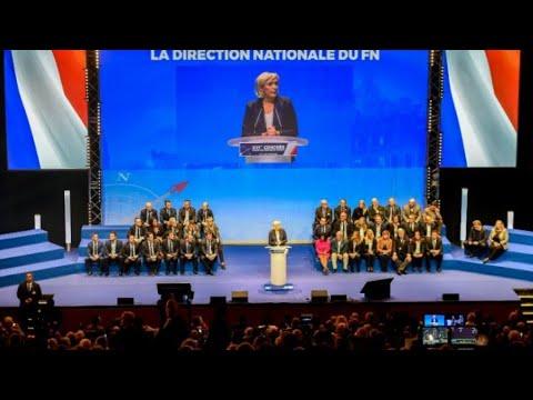 فرنسا: زعيمة اليمين المتطرف تقترح تغيير اسم حزبها إلى -التجمع الوطني-  - 09:22-2018 / 3 / 12