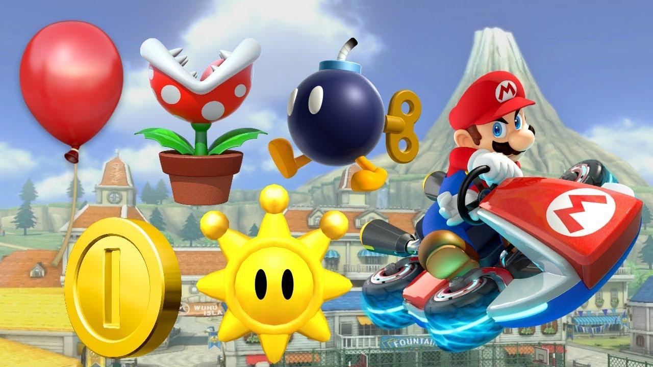Mario Kart 8 Deluxe - All Battle Modes