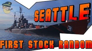 Seattle Ultra close victory won by last tick of the game - World of Warships