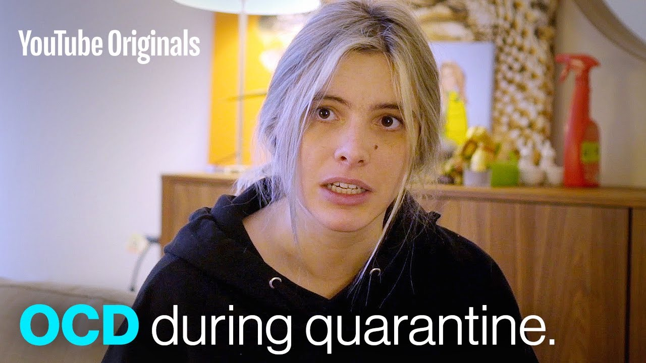 OCD During Quarantine (Bonus Clip)   The Secret Life of Lele Pons