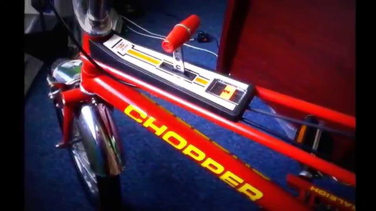 RALEIGH CHOPPER MK2 1975