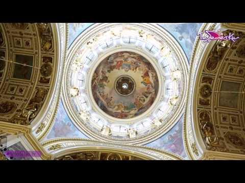 Маятник Фуко в Исаакиевском соборе