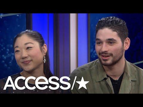 'Dancing With The Stars': Mirai Nagasu Says Tonya Harding Didn't Know Who She Was!   Access