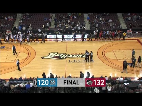 Erie BayHawks vs. Lakeland Magic - Condensed Game