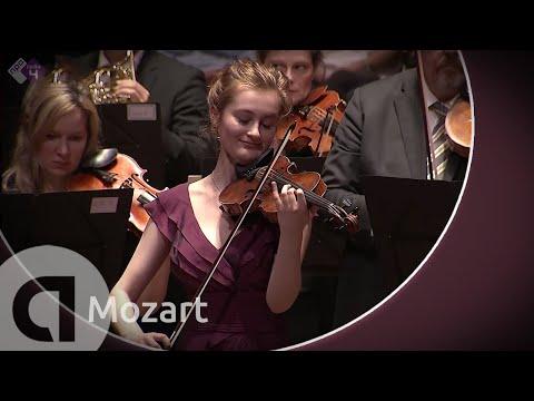 Mozart: Violin Concerto No.4 in D major, K.218 - Noa Wildschut - Live Concert HD