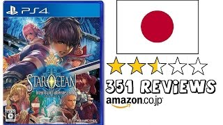 Angry Reviews For Star Ocean Integrity and Faithlessness In Japan