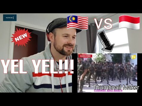 Adu YEL YEL!!! TENTARA MALAYSIA Vs Indonesia (TNI)..Scottish Reaction 🏴󠁧󠁢󠁳󠁣󠁴󠁿