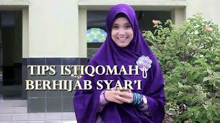Ukhti Ulfa - Tips Istiqomah berhijab