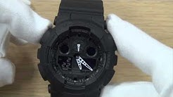 d34f918e6 How To Set A G-Shock Watch - Duration: 2:19.
