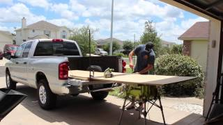 Ryobi Table Saw Work Bench EP 1