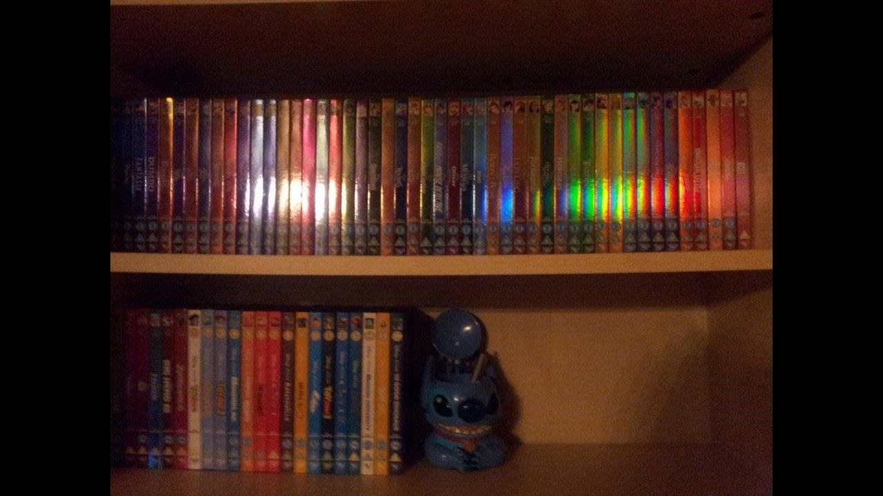 The Complete Disney Classics And Pixar Limited Dvd