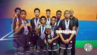Atlanta Xpress 2022 Amazing AAU Basketball Highlights 2016