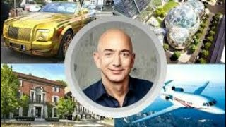 Jeff Bezos Lifestyle|Cars|Private Jets|House|Life Story|Family|Richest Man In The World|Amazon