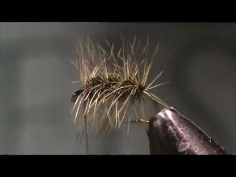 Fly Tying a Griffiths Gnat with Jim Misiura