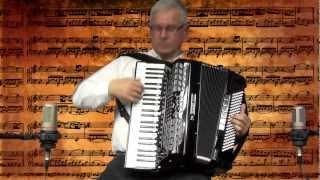 """Pigalle"" - cover Antoniusz- accordion Bugari Armando - Artist Cass"