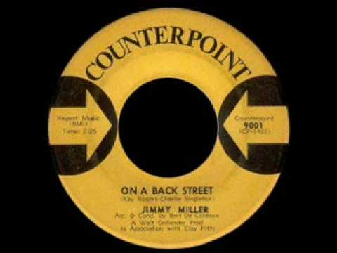 Jimmy Miller - On A Back Street