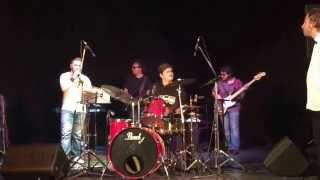 Florent Abrashi with Adison Ajeti - On Drums - (Nxenes i Faton Aliut)