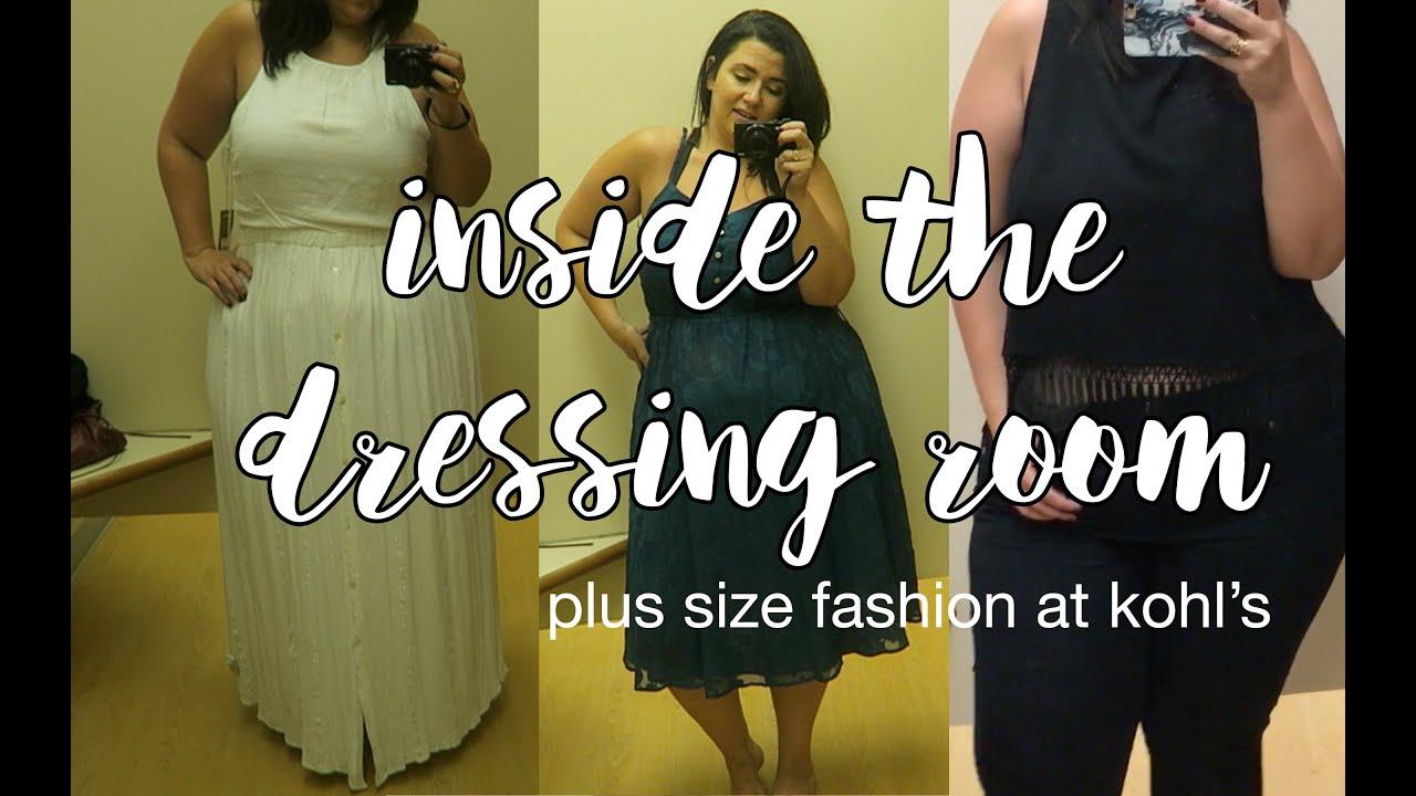 Inside The Dressing Room Plus Size Fashion At Kohls Youtube
