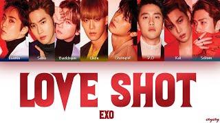 EXO (엑소) - 'Love Shot' [HAN ROM TÜRKÇE ALTYAZILI]