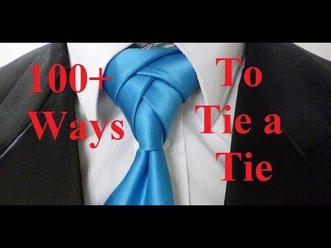 Animated Eldredge Knot - How to Tie a Necktie - How to Tie ...