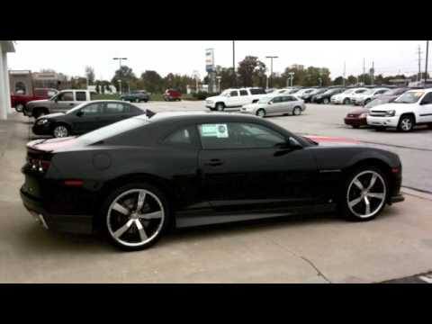 2010 Camaro Ss 2ss Loaded Youtube