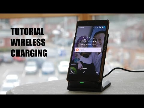 Tutorial Wireless Charging