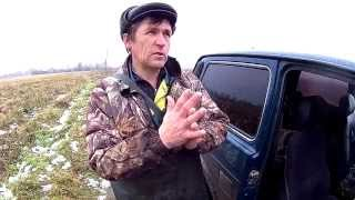 Осенняя охота на ондатру капканами видео