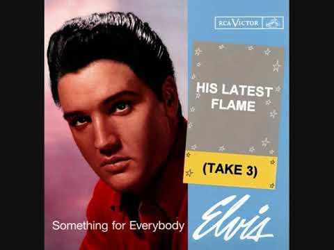 elvis-presley---his-latest-flame-(take-3)