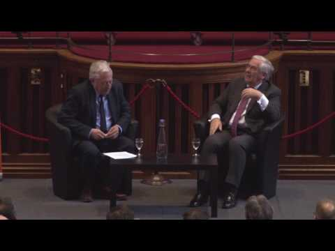 RES Presents: Mervyn King, The End of Alchemy: Money, Bankin