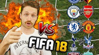 Download Video MAN CITY VS ARSENAL & CHELSEA VS MAN UTD - WHO WILL WIN?! | PREDICTIONS LEAGUE MP3 3GP MP4