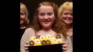 Bright Moments: Camille and Her Ducks | #ShineBright | World Vision USA