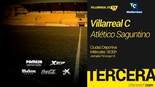 Villarreal C vs Atletico Sanguntino full match