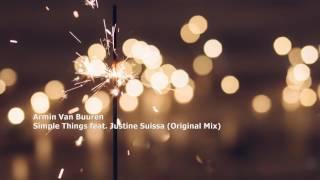 Armin Van Buuren - Simple Things feat. Justine Suissa (Original Mix)[UL1475B]