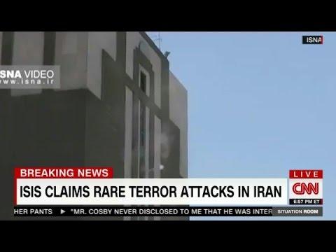 Terror attack in Iran