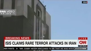 Terror attack in Iran