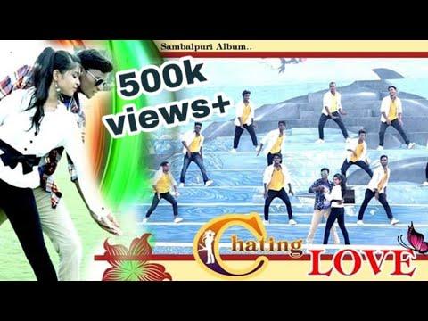 Chatting Love    New Sambalpuri Video 2018    Josabanta Sagar    Pritam Entertainment Dance
