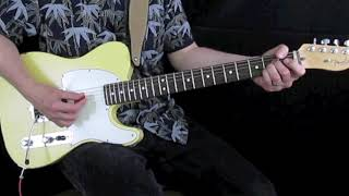 """Guitar Lesson: Tom Petty """"Listen to Her Heart"""" (Lead and Rhythm)"""