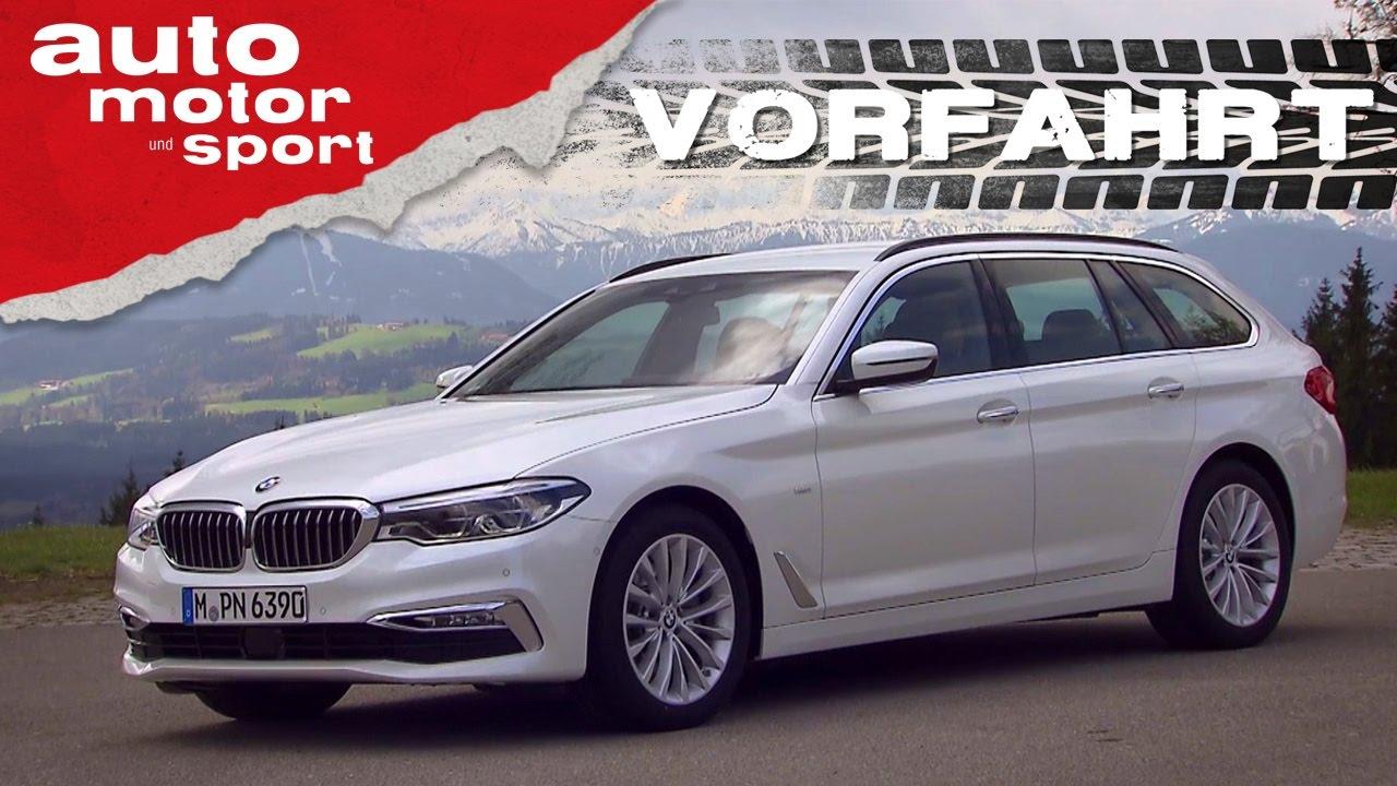 BMW 5er Touring: Besser als E-Klasse und Co? - Vorfahrt   auto motor ...
