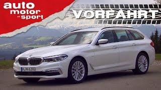 BMW 5er Touring: Besser als E-Klasse und Co? - Vorfahrt | auto motor und sport