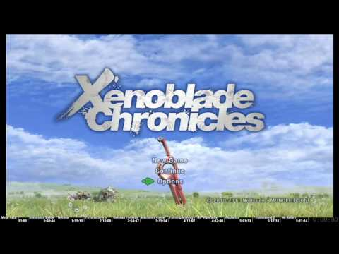 [RTA] Xenoblade NG Any% Speedrun in 5:19:49 [hdmi] (OLD)