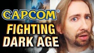 Capcom Fighting Dark Age? New Street Fighter - 2018!?