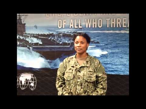 Operation Specialist In The US Navy, Career Video From Drkit.org