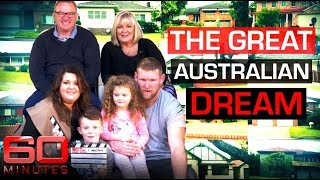 Is the great Australian dream of home ownership dead? | 60 Minutes Australia