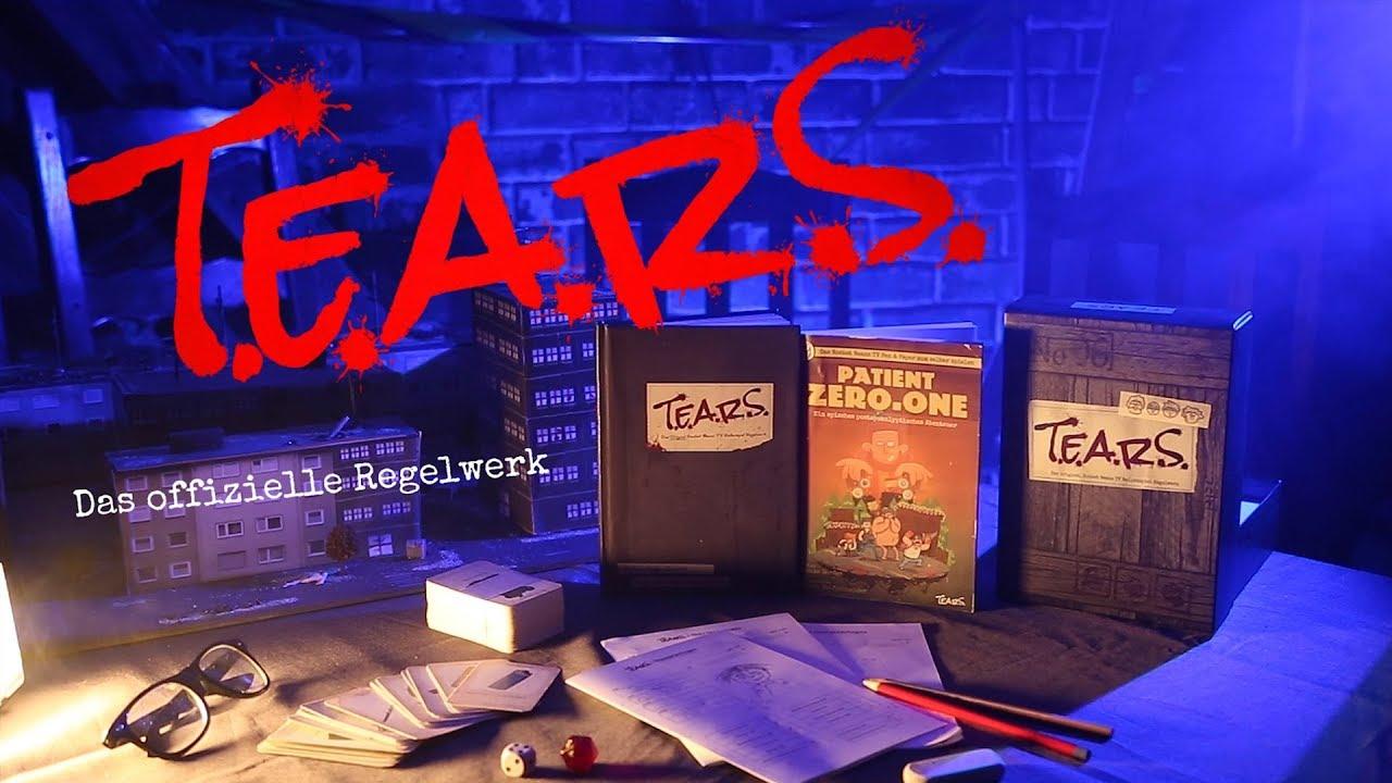 Rocket beans pen and paper tears regelwerk