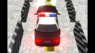 Police Car Parking Full Gameplay Walkthrough
