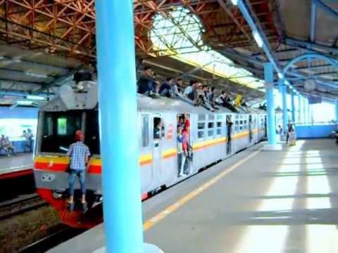 jakarta local train 2