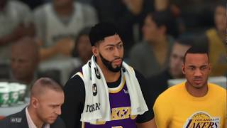Los Angeles Lakers San Antonio Spurs Full Game Highlights