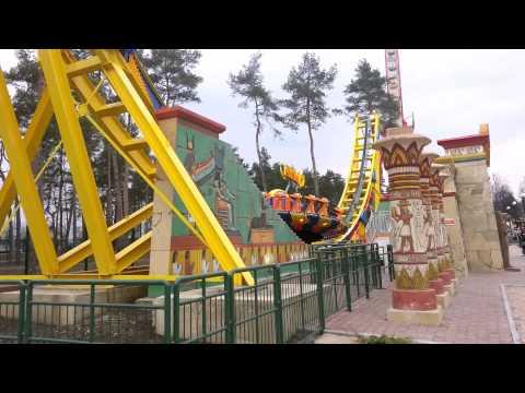 Парки развлечений в Италии Италия по русски